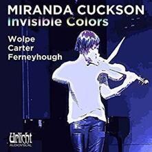 Invisible Colours - CD Audio di Elliott Carter