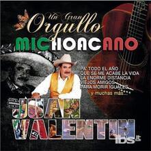 Un Gran Orgullo - CD Audio di Juan Valentin