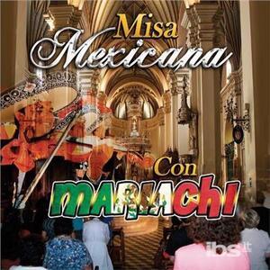 Misa Mexicana Con - CD Audio