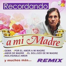 Recordando a mi madre - CD Audio