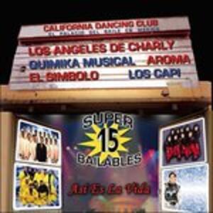 California Dancing Club - CD Audio