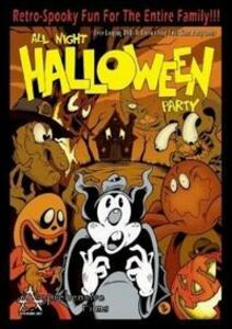 All Night Halloween Party - DVD