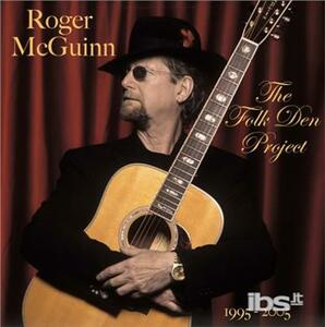 Folk Den Project - CD Audio di Roger McGuinn