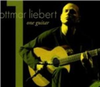 One Guitar - CD Audio di Ottmar Liebert