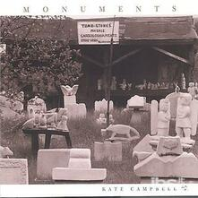 Monuments - CD Audio di Kate Campbell