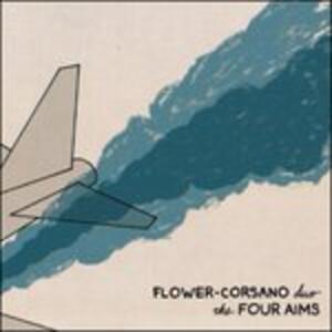 Four Aims - CD Audio di Chris Corsano,Michael Flower
