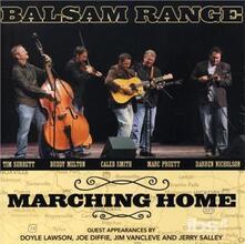 Marching Home - CD Audio di Balsam Range