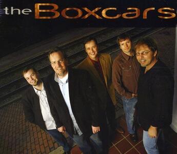 Boxcars - CD Audio di Boxcars