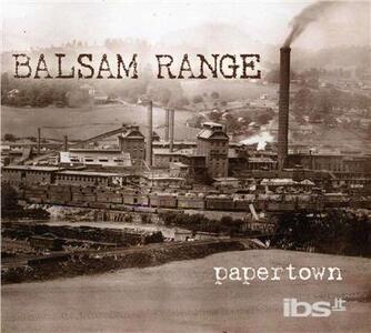 Papertown - CD Audio di Balsam Range