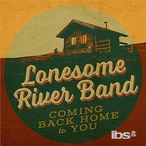 Coming Back to You - CD Audio di Lonesome River Band