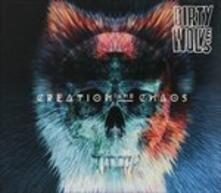 Creation and Chaos - CD Audio di Dirty Wolves