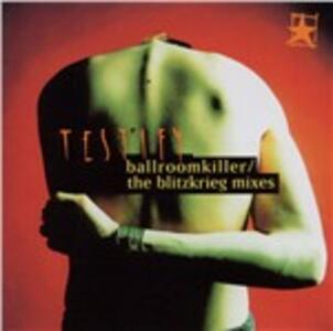 Ballroom Killer - CD Audio di Testify