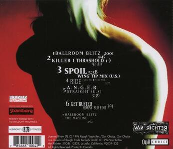 Ballroom Killer - CD Audio di Testify - 2