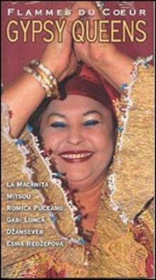 Gypsy Queens - Flammes Du Coeur - CD Audio