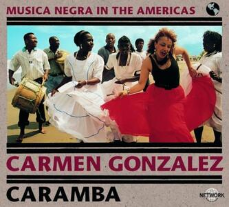 Caramba - CD Audio di Carmen Gonzalez