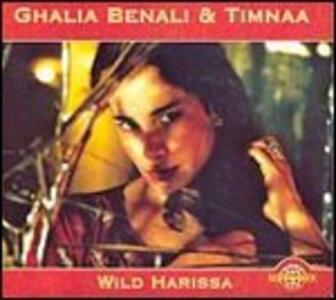 Wild Harissa - CD Audio di Ghalia Benali,Timnaa