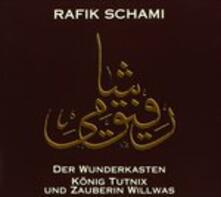 Rafik Schamri. Der Wunderkasten - CD Audio