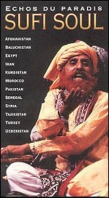 Sufi Soul - Echos Du Paradis - CD Audio