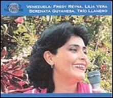 Venezuela. Pajarillo Verde - CD Audio