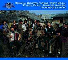 Romania. Wild Sounds from Transylvania - CD Audio