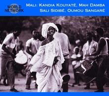 Mali. the Divas from Mali - CD Audio