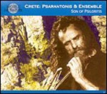 Son of Psiloritis. Lyra - CD Audio di Psarantonis,Ensemble Xylouris