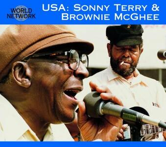Conversation with the River - CD Audio di Sonny Terry,Brownie McGhee