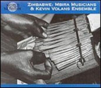 Zimbabwe. Mbira - CD Audio di Mbira Musicians