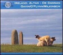Irlanda. Treasures of Irish Music - CD Audio