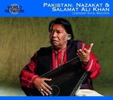 Raga Darbari Kanarra - CD Audio di Nazakat Ali Khan,Salamat Ali Khan