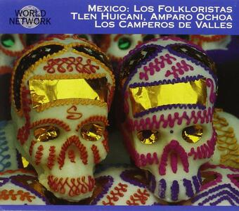 Messico. Raiz Viva - CD Audio