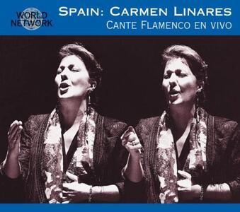 Desde El Alma - CD Audio di Carmen Linares