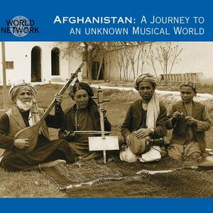 Afganistan. a Journey to An Unknow - CD Audio