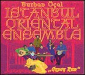 Gypsy Rum - CD Audio di Istanbul Oriental Ensemble