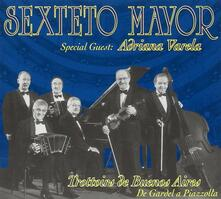 Trottoirs de Buenos Aires - CD Audio di Sexteto Mayor