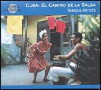 Cuba. El Camino De La Salsa - CD Audio