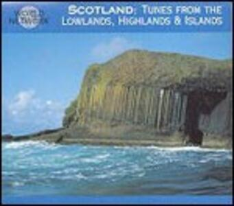 Scozia. Tunes from the Lowlands - CD Audio