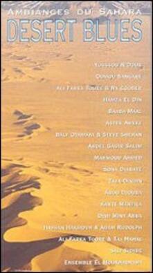 Desert Blues - CD Audio