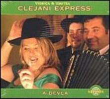 A Devla - CD Audio di Clejani Express