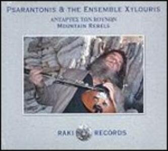 Mountain Rebels - CD Audio di Psarantonis,Ensemble Xylouris