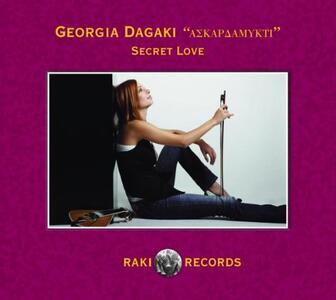 Secret Love - CD Audio di Georgia Dagaki