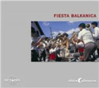 Fiesta Balkanica - CD Audio