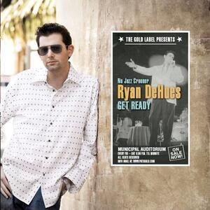 Get Ready - CD Audio di Ryan Dehues