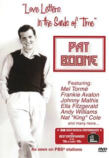 Love Letters in the Sands of Time (DVD) - DVD di Pat Boone