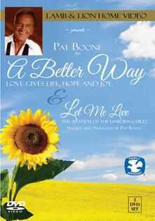 A Better Way. Let Me Live (DVD) - DVD