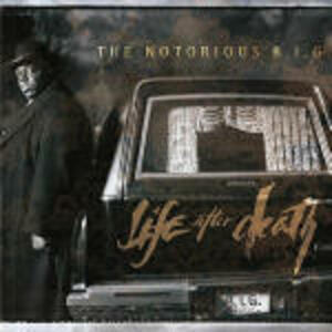 Life After Death - CD Audio di Notorious BIG