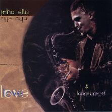 Language Of Love - CD Audio di John Ellis