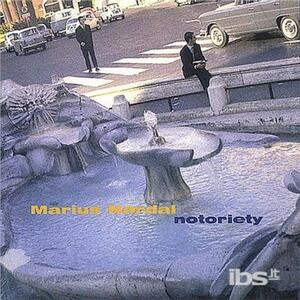 Notoriety - CD Audio di Marius Nordal