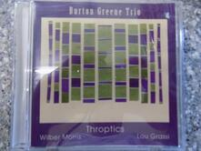 Throptics - CD Audio di Burton Greene