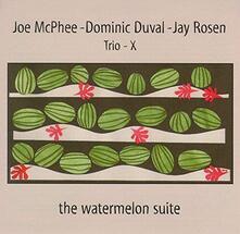 The Watermelon Suite - CD Audio di Joe McPhee
